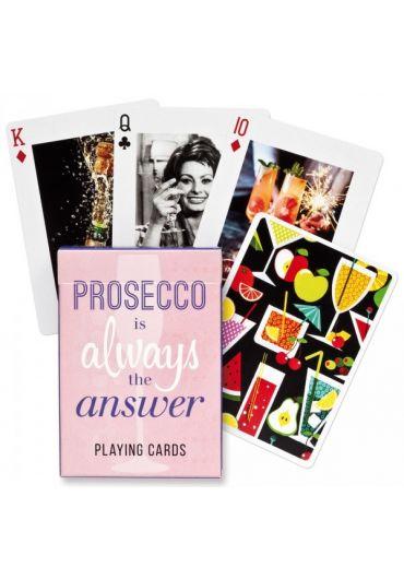 Carti de joc Prosecco