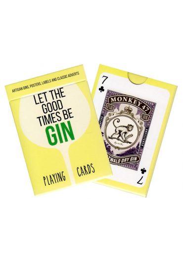 Carti de joc Gin