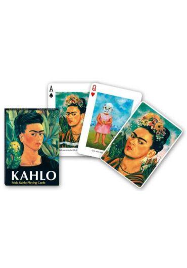 Carti de joc Frida Kahlo
