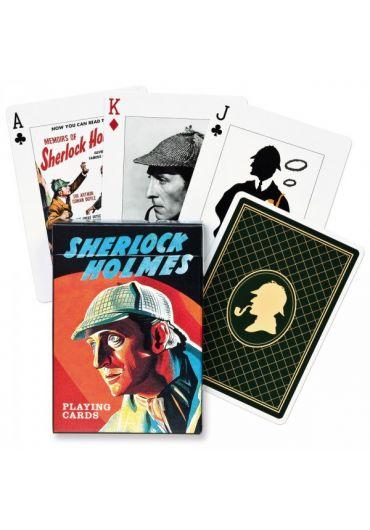 Carti de joc Sherlock Holmes