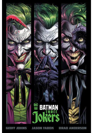 Batman. Three Jokers