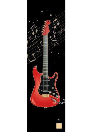 Semn de carte - Jewel Guitare
