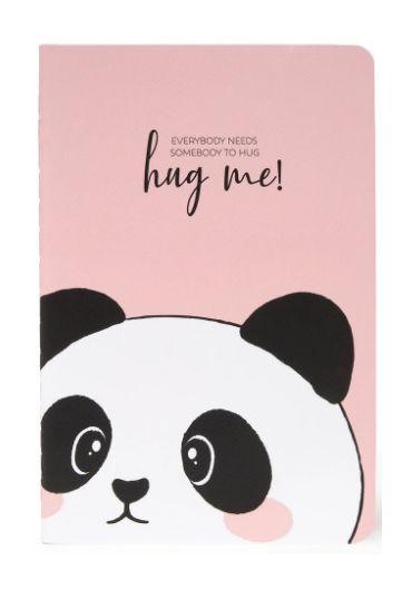 Caiet A6 dictando 80 file - Panda