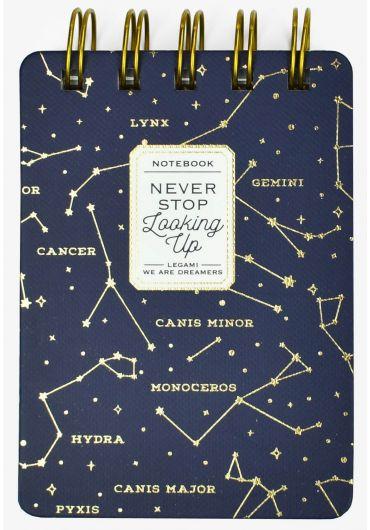 Carnet cu spirala - Stars