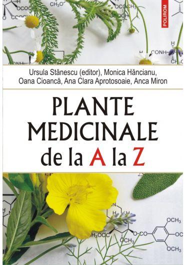 Plante medicinale de la A la Z, ed. 4