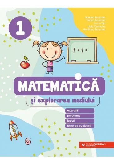 Matematica si explorarea mediului, clasa a I-a