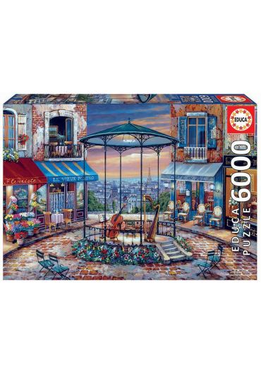 Puzzle 6000 piese Evening Prelude