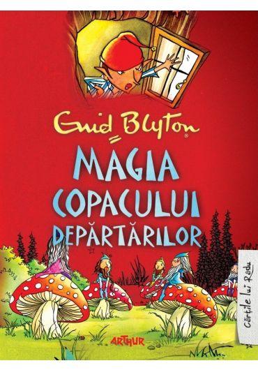 Seria Copacul Departarilor, vol. 2. Magia Copacului Departarilor