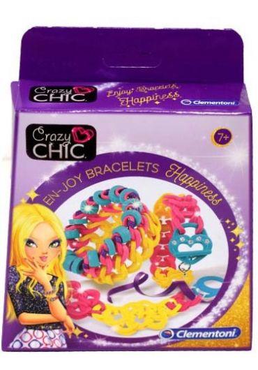 Set creativ Crazy Chic - Bratari En-Joy Happiness