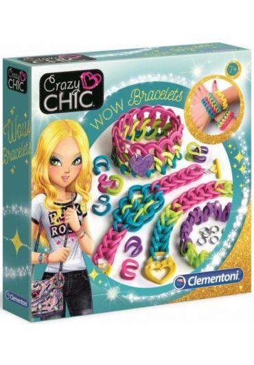Set creativ Crazy Chic - Wow Bracelets