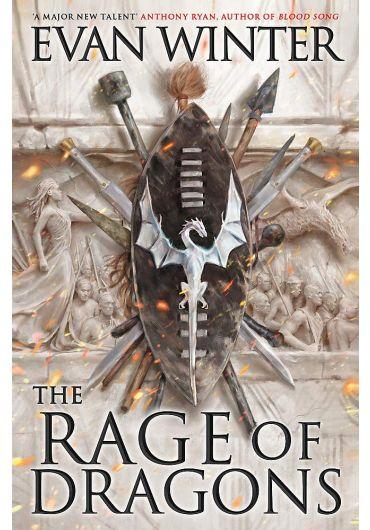 The Burning, vol. 1. Rage of Dragons