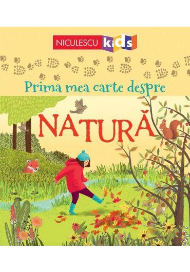 Prima mea carte despre natura