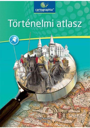 Történelmi atlasz - Atlas istoric scolar