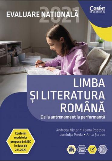 Evaluare Nationala 2021. Teste limba si literatura romana