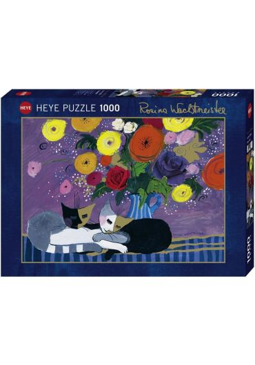 Puzzle 1000 piese Sleep Well!
