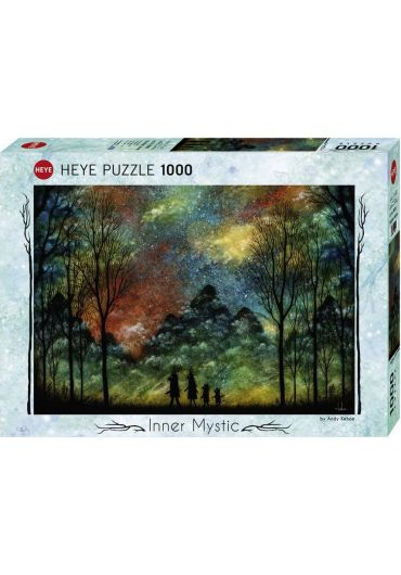 Puzzle 1000 piese Inner Mystic, Wondrous Journey