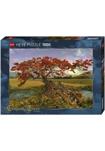 Puzzle 1000 piese Egnima Trees Strontium