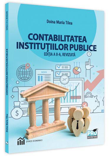 Contabilitatea institutiilor publice, ed. 2