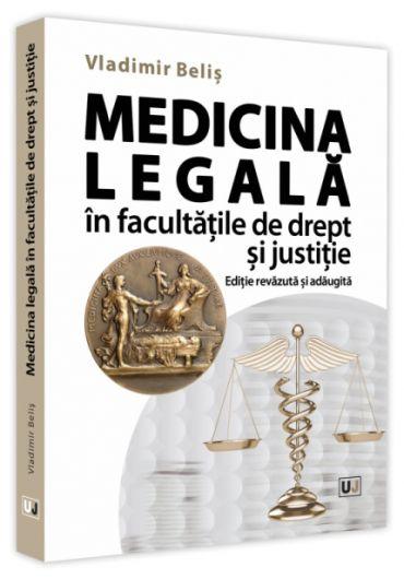 Medicina legala in facultatile de drept si justitie