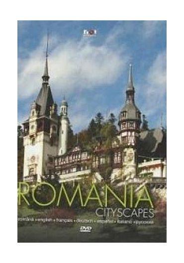 Album Romania Cityscapes cu DVD (engleza)