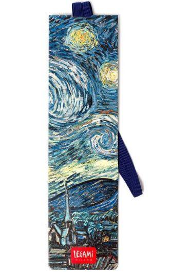 Semn de carte cu elastic - Vincent Van Gogh's