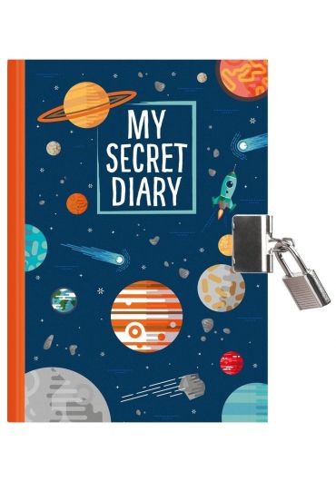 Jurnal - My Secret Diary - Planets