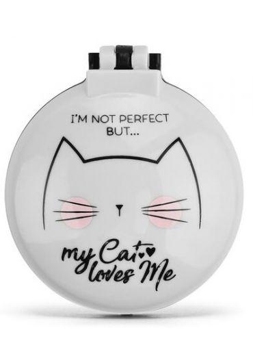 Perie de par cu oglinda - Nice Hair - Cat
