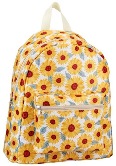 Rucsac - Sunflowers Floral