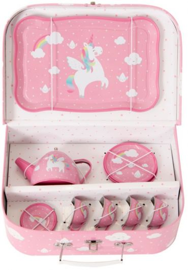 Set de ceai pentru copii - Rainbow Unicorn