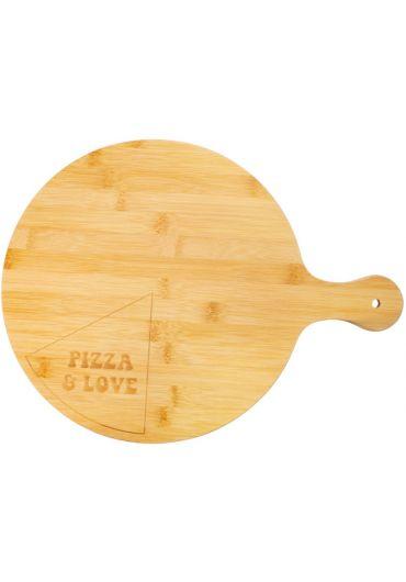 Platou bambus pentru Pizza - Conscious Living