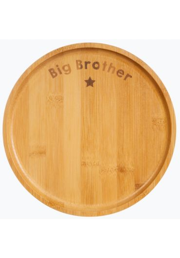 Farfurie din bambus - Big Brother