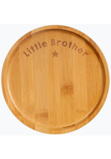 Farfurie din bambus - Little Brother