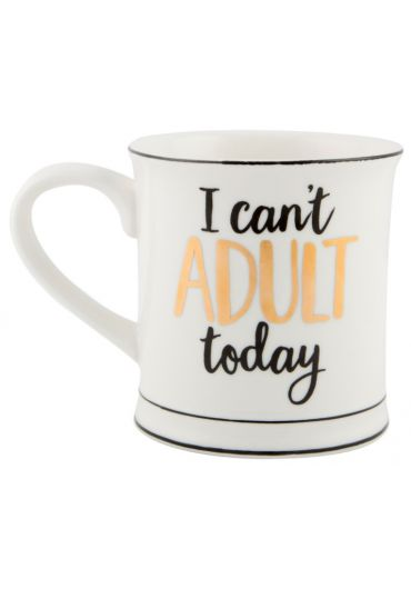 Cana portelan - I can't Adult today