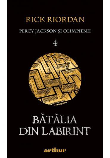 Percy Jackson si Olimpienii 4. Batalia din Labirint