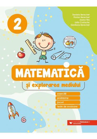 Matematica si explorarea mediului, clasa a II-a