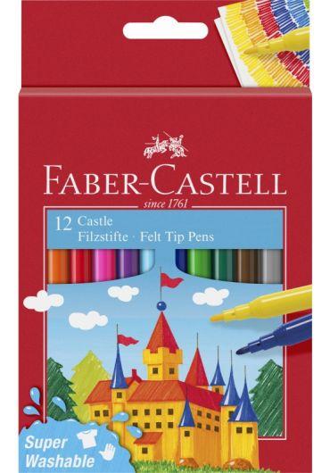 Carioca 12 culori super washable
