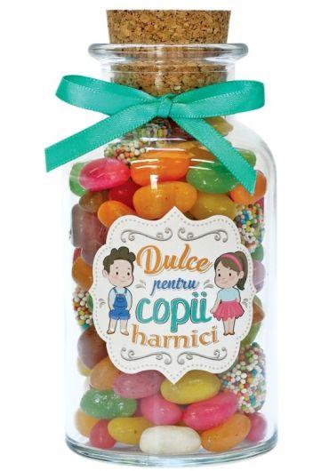 Borcan Bonbon - Dulciuri pentru copii harnici