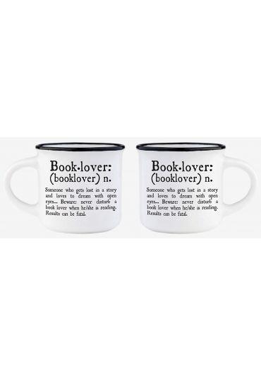 Set 2 cani ceramica - Booklover