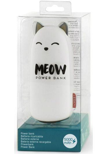 Baterie portabila - Meow Cat