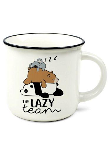 Cana portelan - Cappuccino - Lazy Team