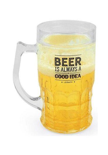 Halba de bere - Beer is always a good idea