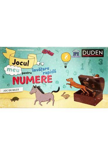 Jocul meu pentru invatare rapida - Numere