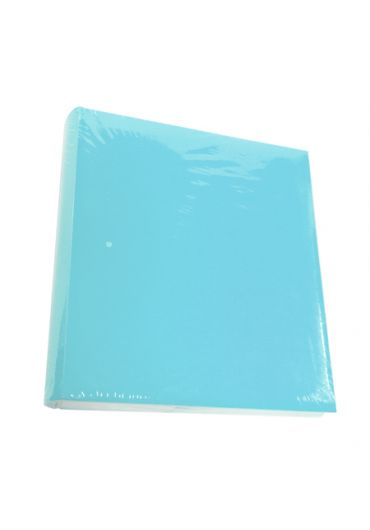 Album foto 27x25 cm Rainbow Bleumarin