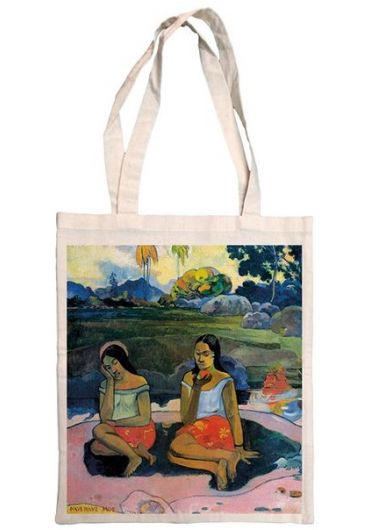 Plasa bumbac - Gauguin - Nave Nave Moe 1894