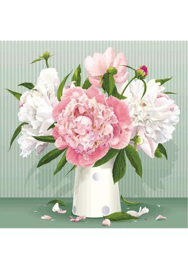 Tablou cu diamante - Trandafiri englezesti