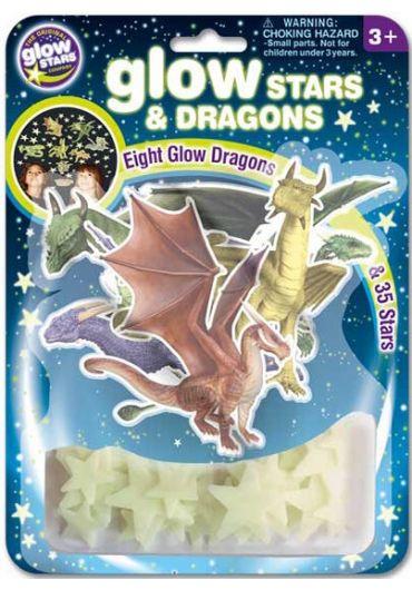 Set reflectorizant - Dragoni si stele