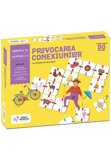 Joc interactiv - Provocarea conexiunilor - Why Connect