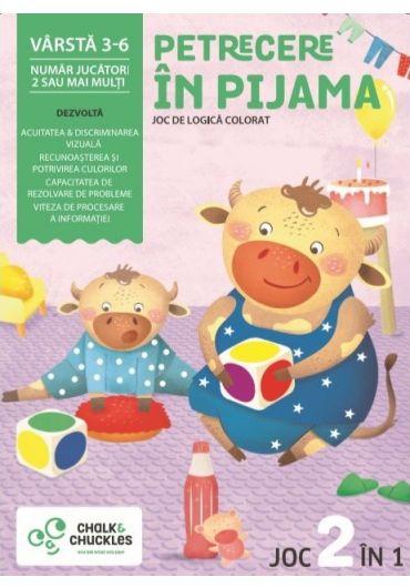 Joc 2 in 1 - Petrecere in pijama