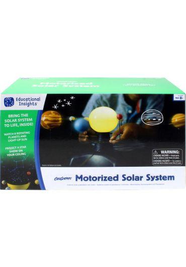Sistem solar motorizat - GeoSafari
