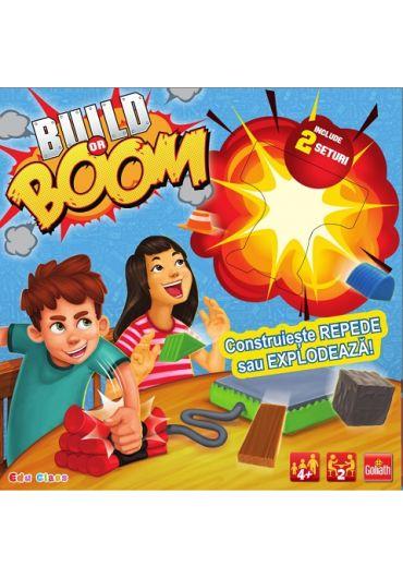Joc - Build or boom